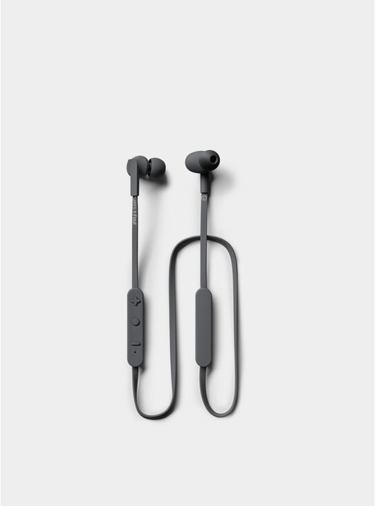 Grey T-Four BT Earphones