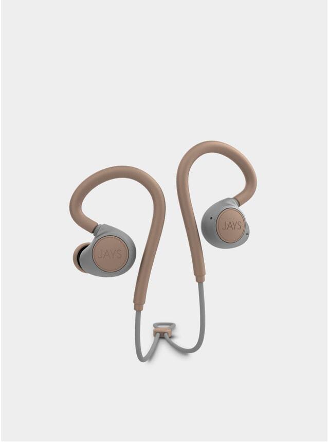 Sand M-Six BT Black Wireless Earphones