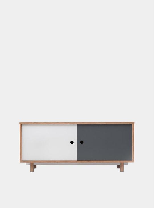 1200 Oak Sideboard
