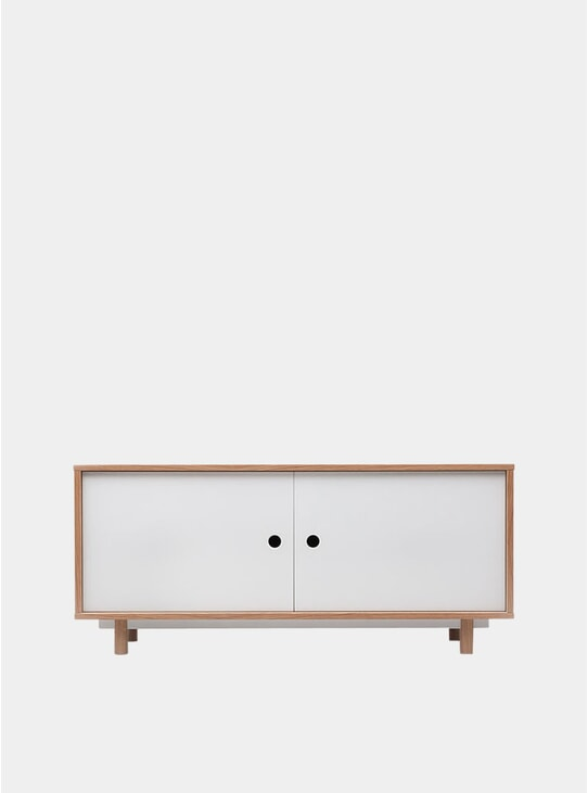950 Oak Sideboard