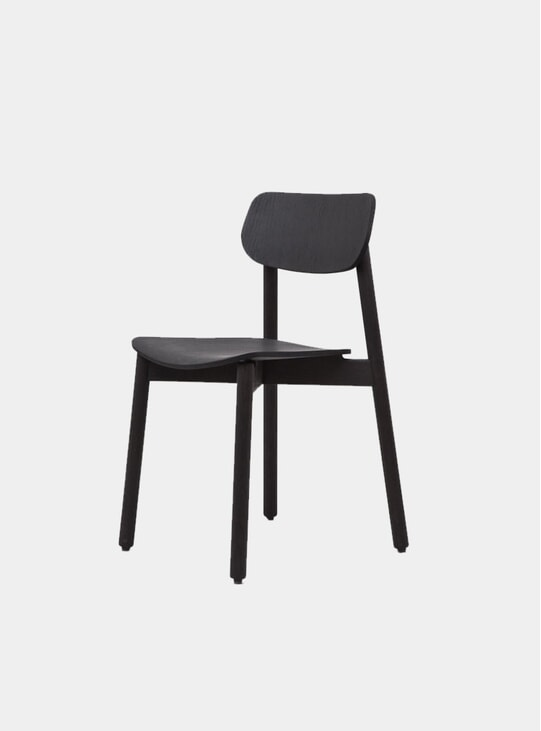 Black Otis Dining Chair