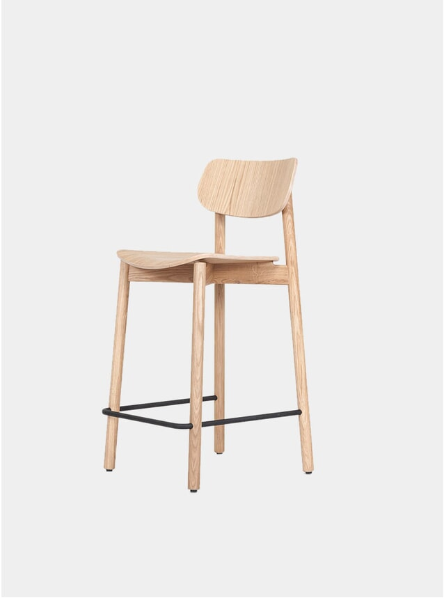 Oak Otis Bar Stool