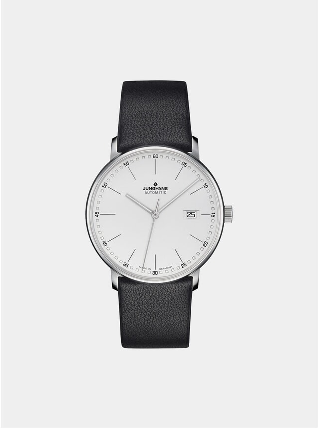 Black / White Form A 027/4730.00 Watch