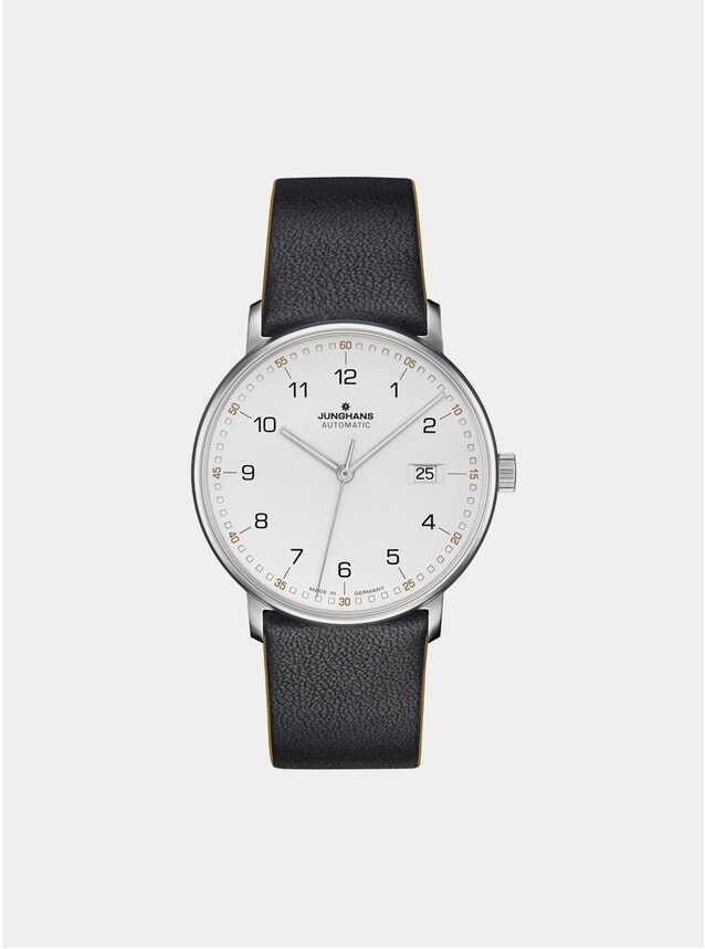 Black / White Form A 027/4731.00 Watch