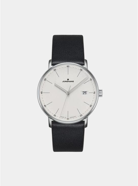 Black / White Form Quartz 041/4884.00 Watch