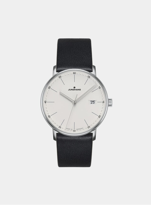 Black / White Form Quartz 041/4884.00 Watch