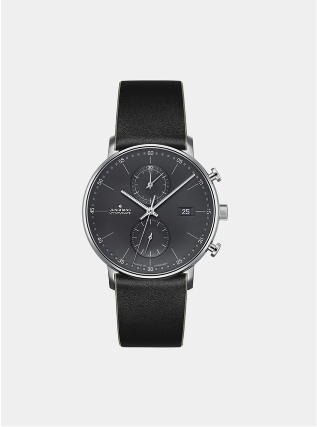Black Form C Chronoscope 041/4876.00 Watch