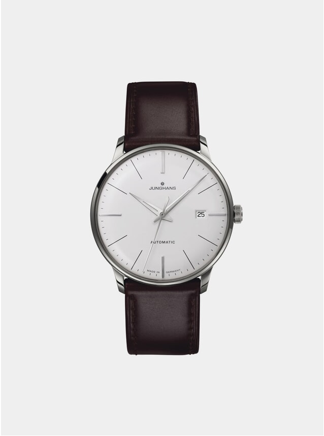 Brown / Stainless Steel Meister Driver 027/4310.00 Watch