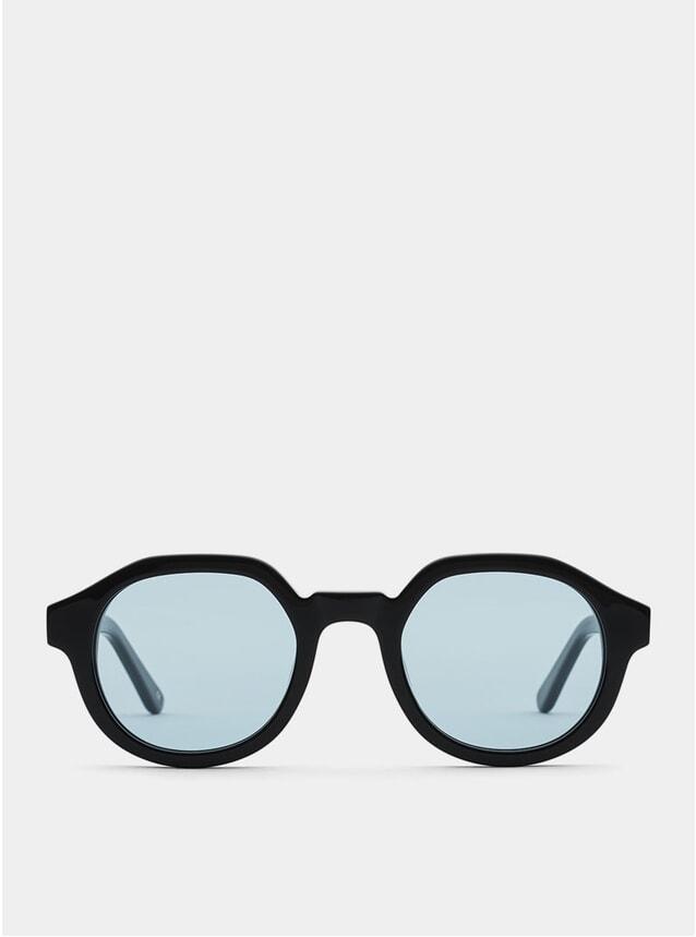 Black / Blue Palermo Sunglasses