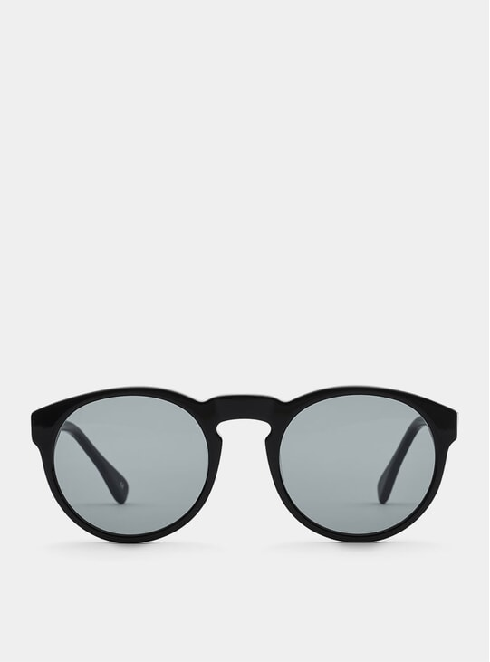 Black / Grey Blow Sunglasses