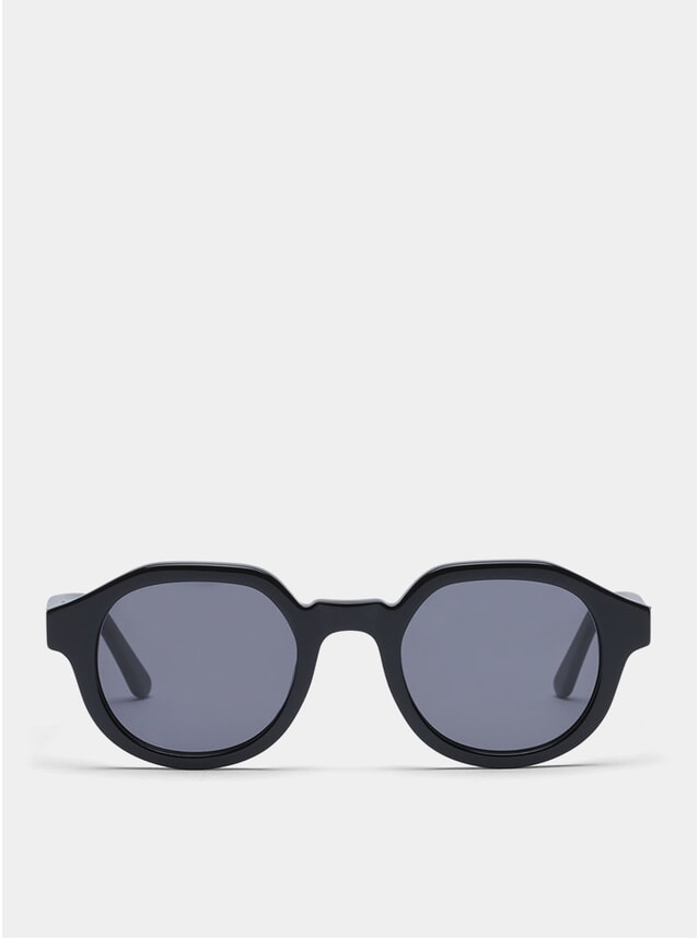 Black / Grey Palermo Sunglasses