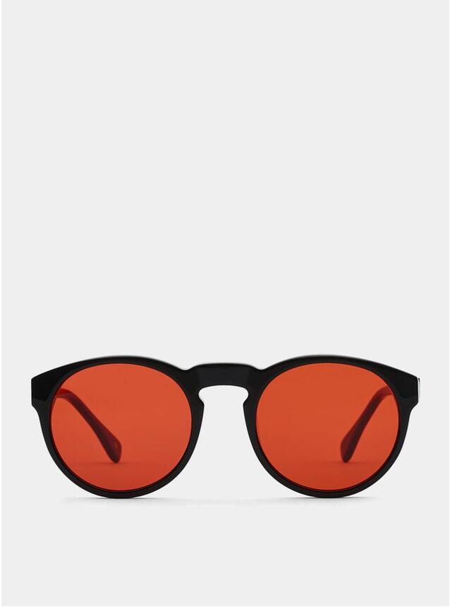 Black / Red Blow Sunglasses