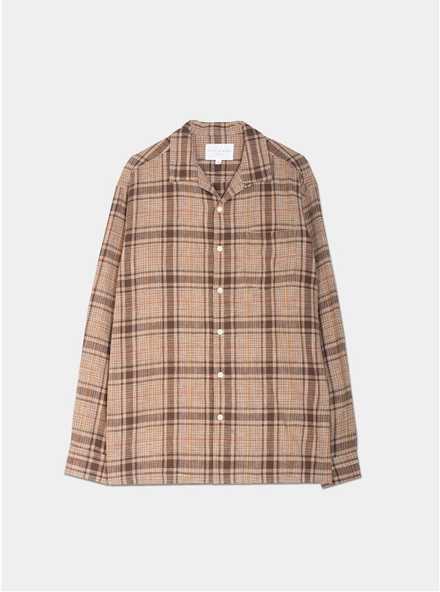 Bark Cotton Tain Shirt