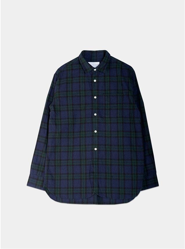 Blackwatch Brushed Check Liverpool Shirt