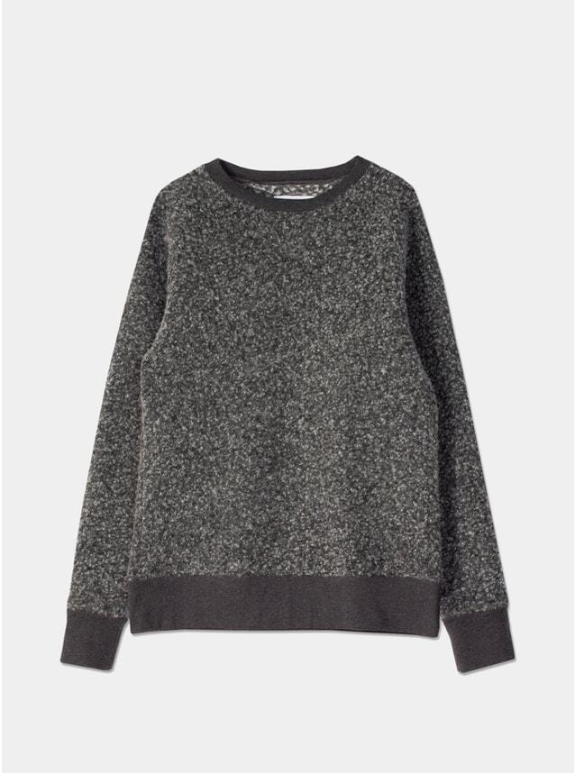 Charcoal Boiled Durness Sweatshirt