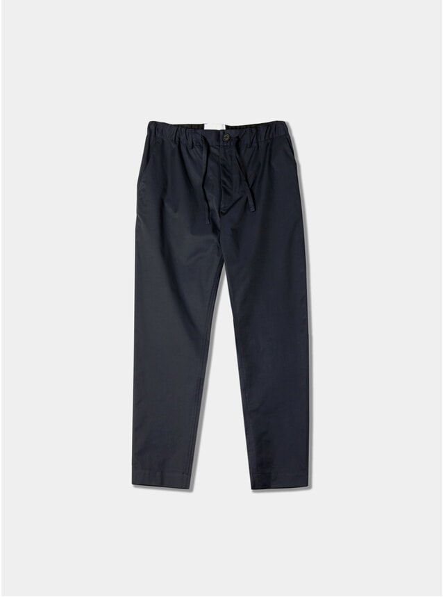 Navy Water Repellent Inverness Trousers