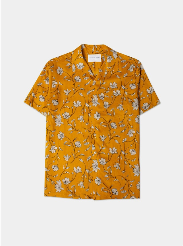 Ochre Crammond Shirt