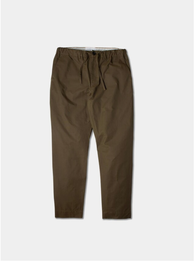 Olive Inverness Trouser
