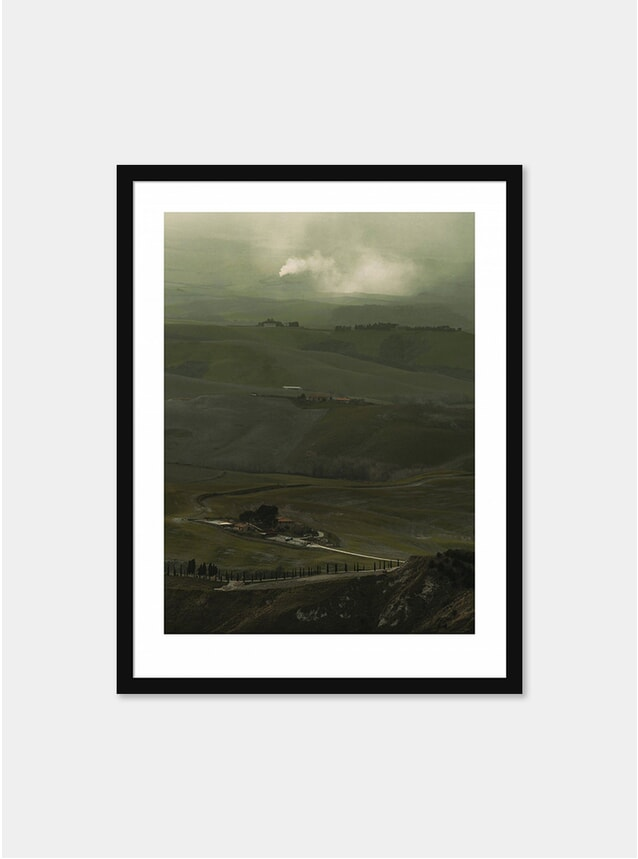 Tuscan Hills Photograph