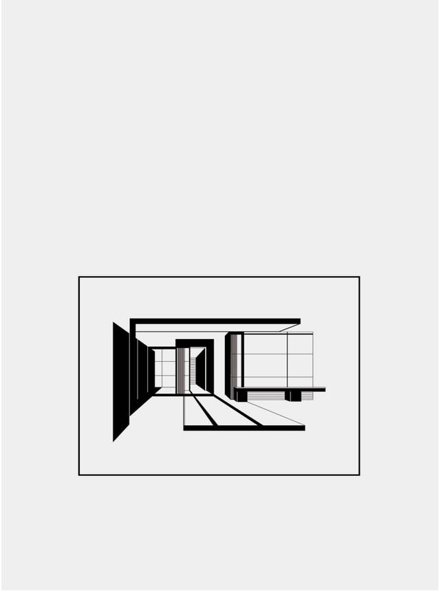 Barcelona Pavilion LTD Edition Print