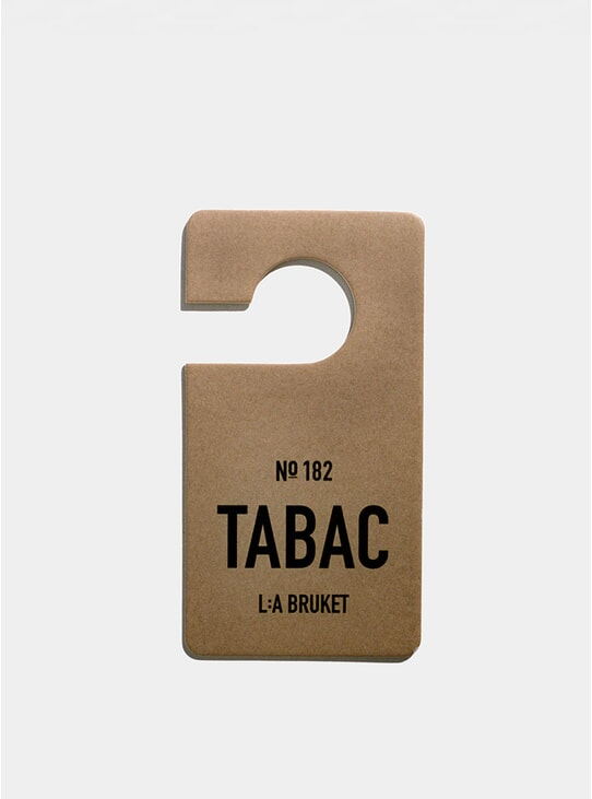 Tabac No.182 Fragrance Tag