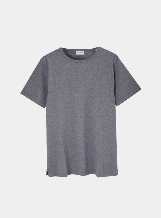 Charcoal Supima Cotton T-Shirt