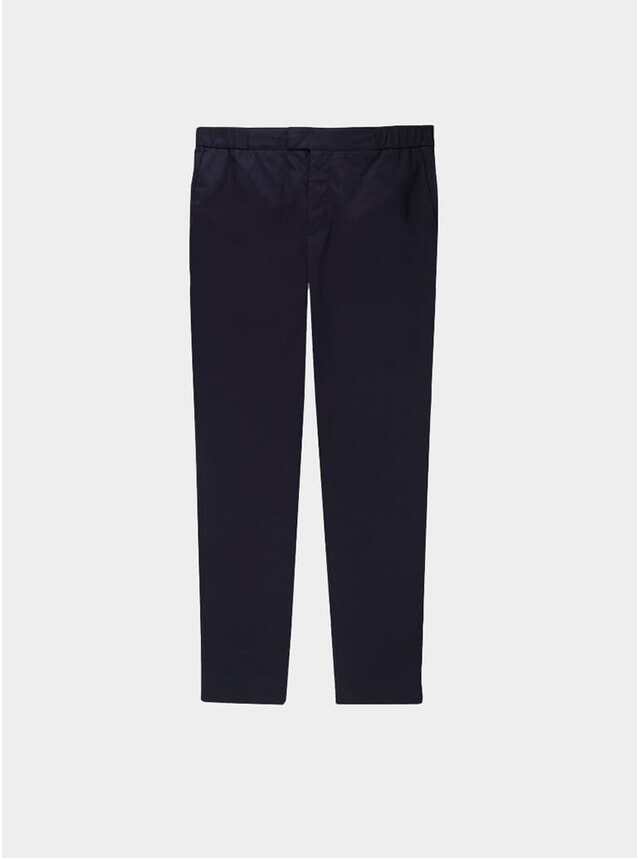 Navy / Gold 24 Trousers