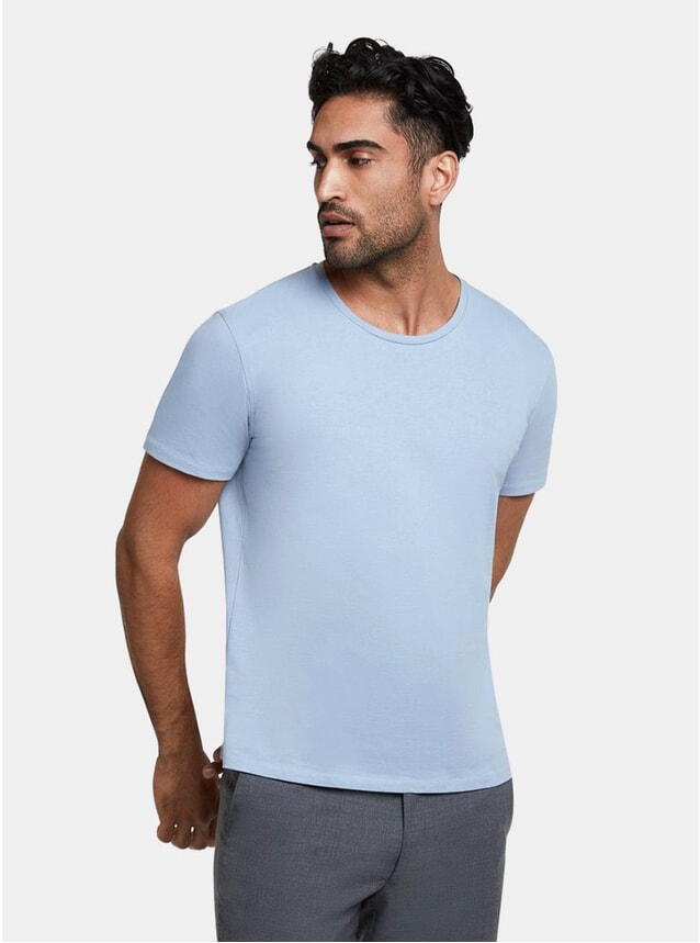 Ice Blue T Shirt