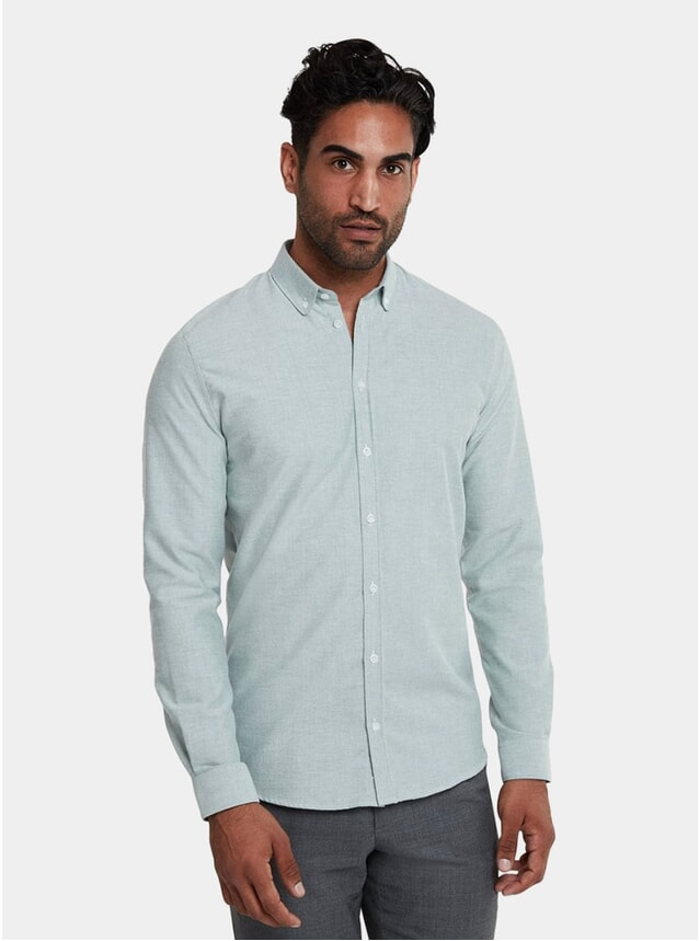 Light Green Casual Shirt