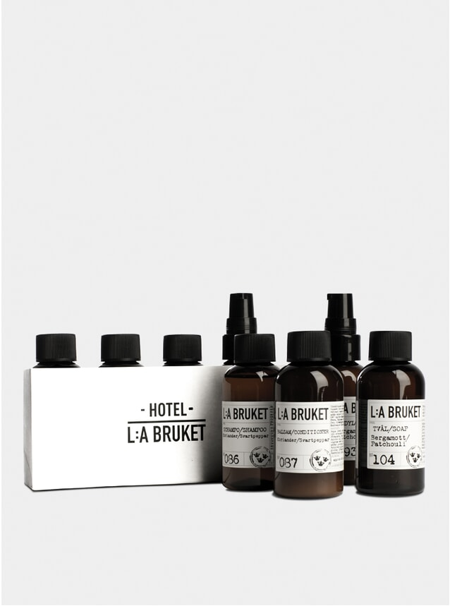 Travel Kit 4 x 60ml