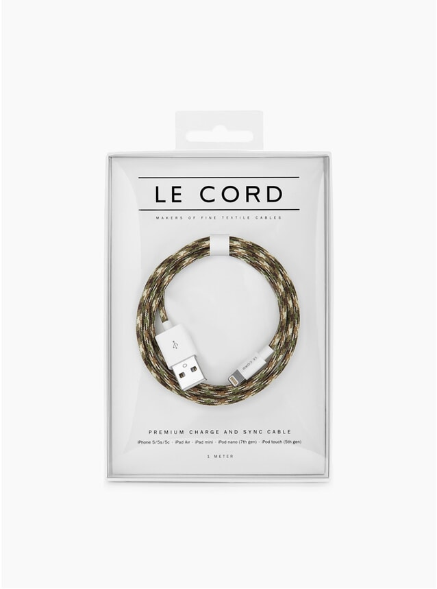 Camo 1.2 Meter Charging Cable