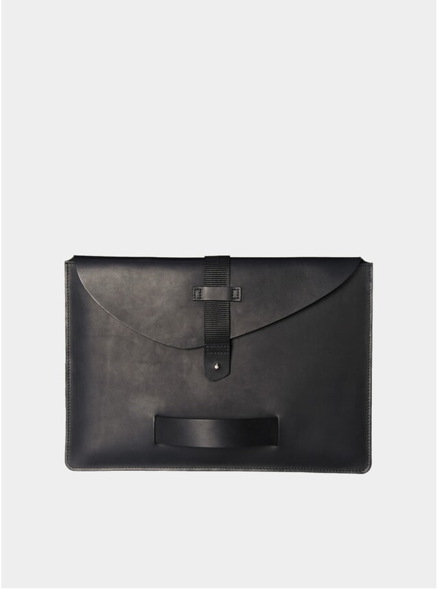 "Black Hand Strap 13"" Laptop Sleeve"