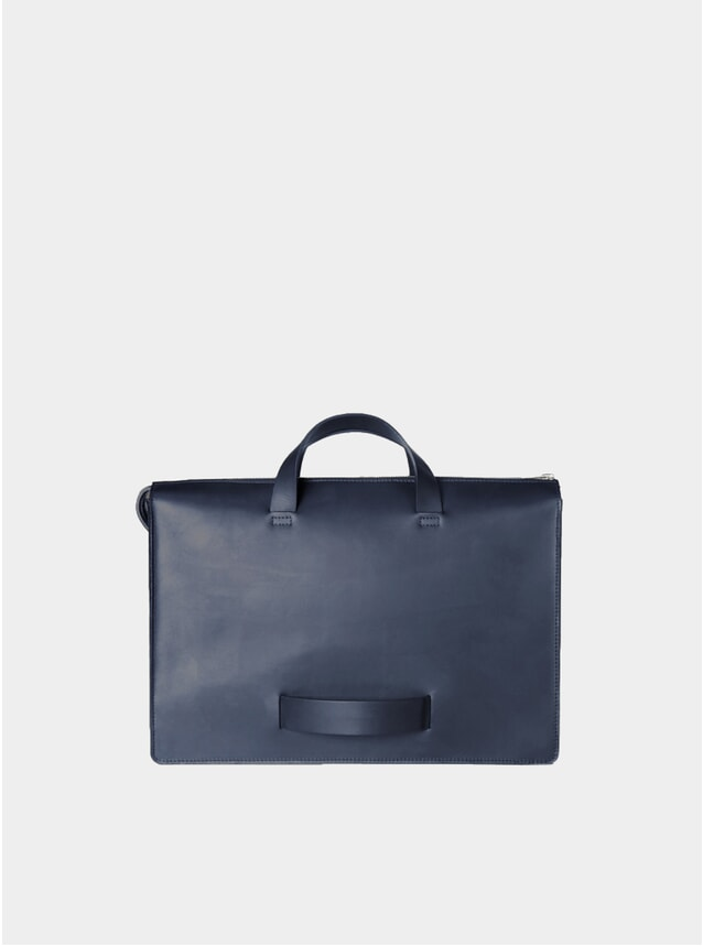 Night Blue Briefcase
