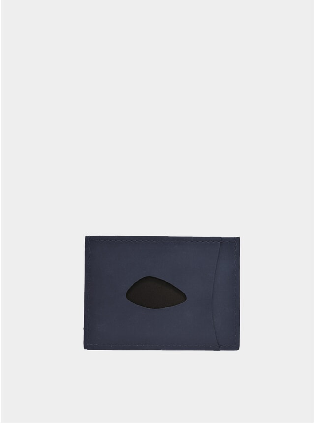 Night Blue Card Holder