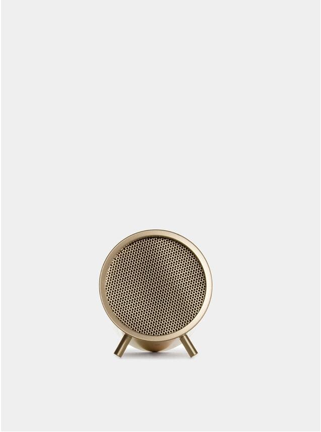Brass Tube Audio Speaker