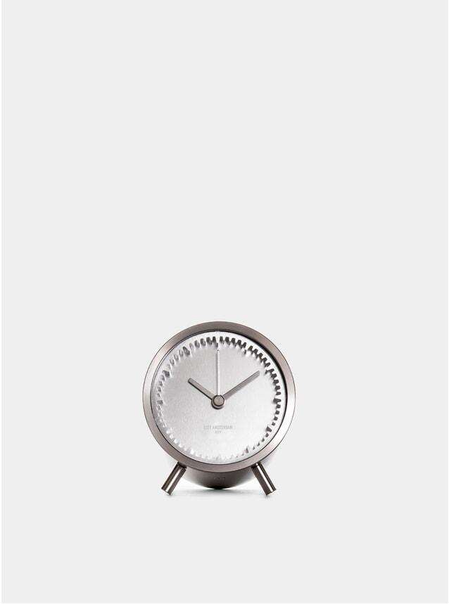 Steel Tube Clock