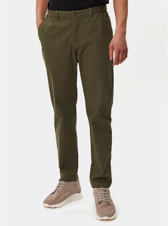 Army Green Century Trousers