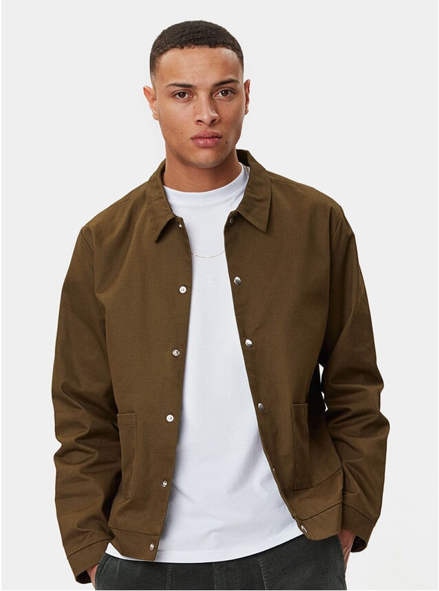 Army Green Lima Jacket