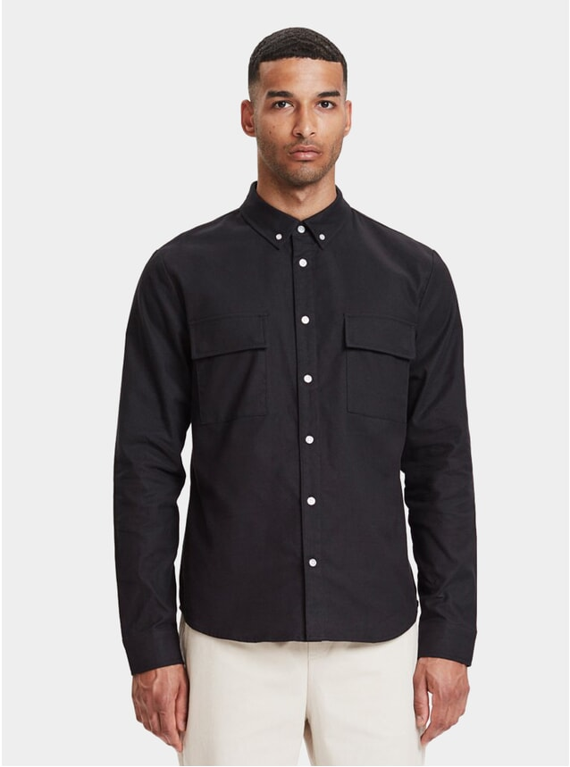 Black Amalfi Shirt