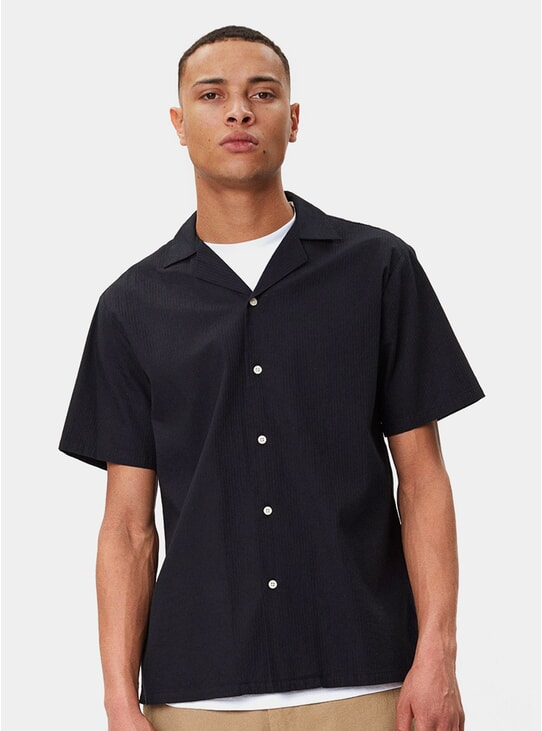 Black Clark Shirt
