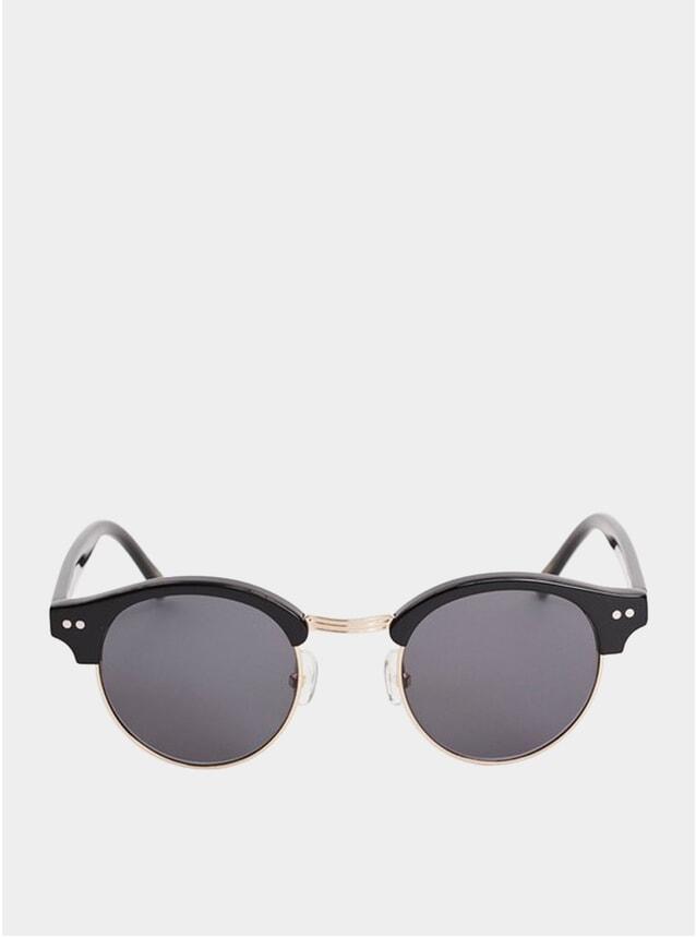 Black / Gold Cartagena Sunglasses