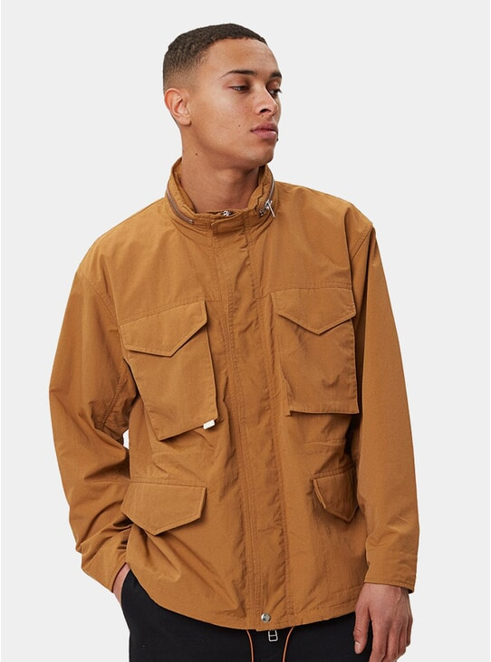 Camel Avalon Utility Jacket