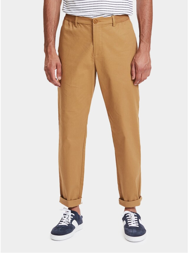 Camel Century Trousers
