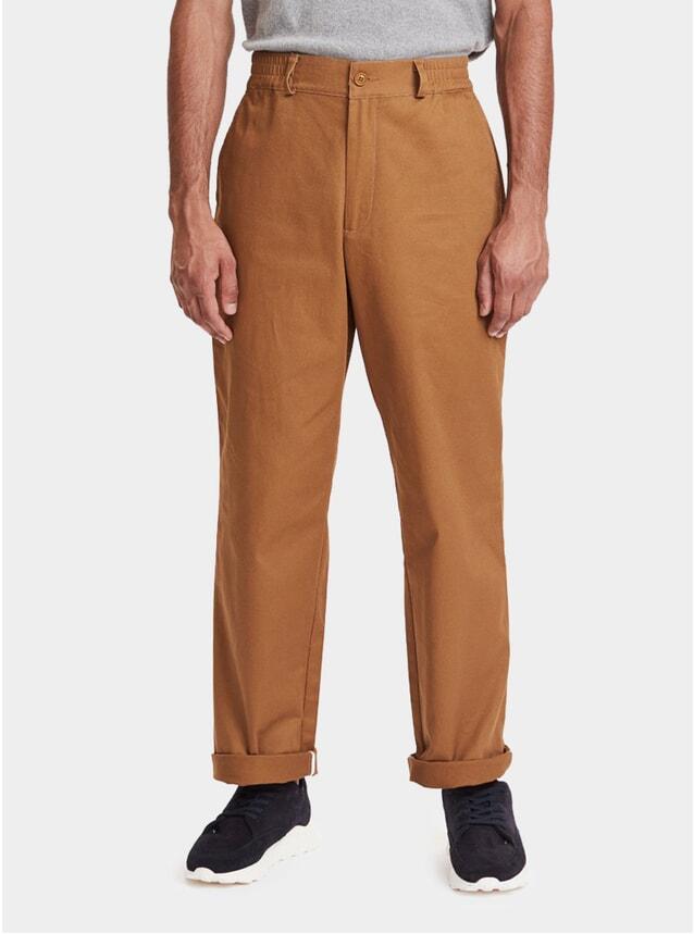 Camel Maverick Trousers