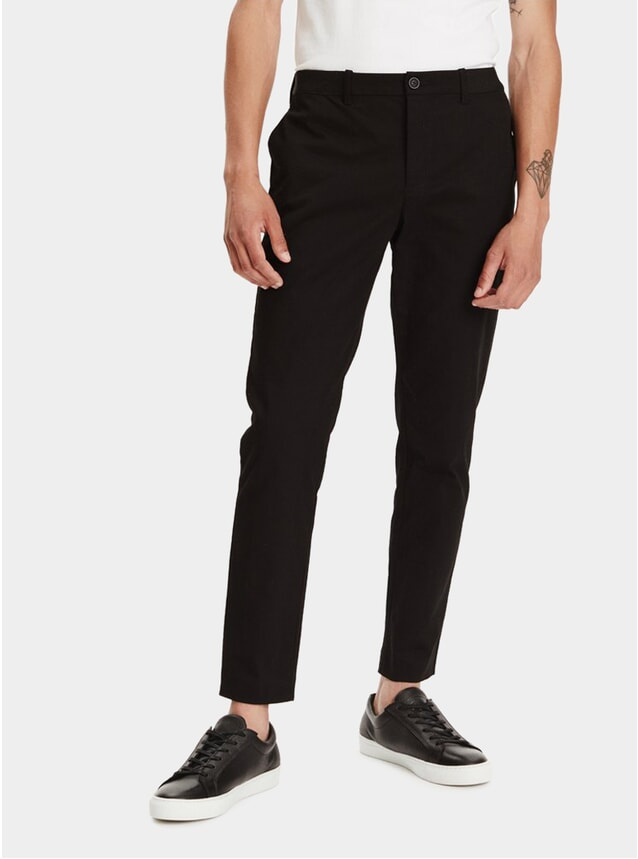 Black Century Trousers