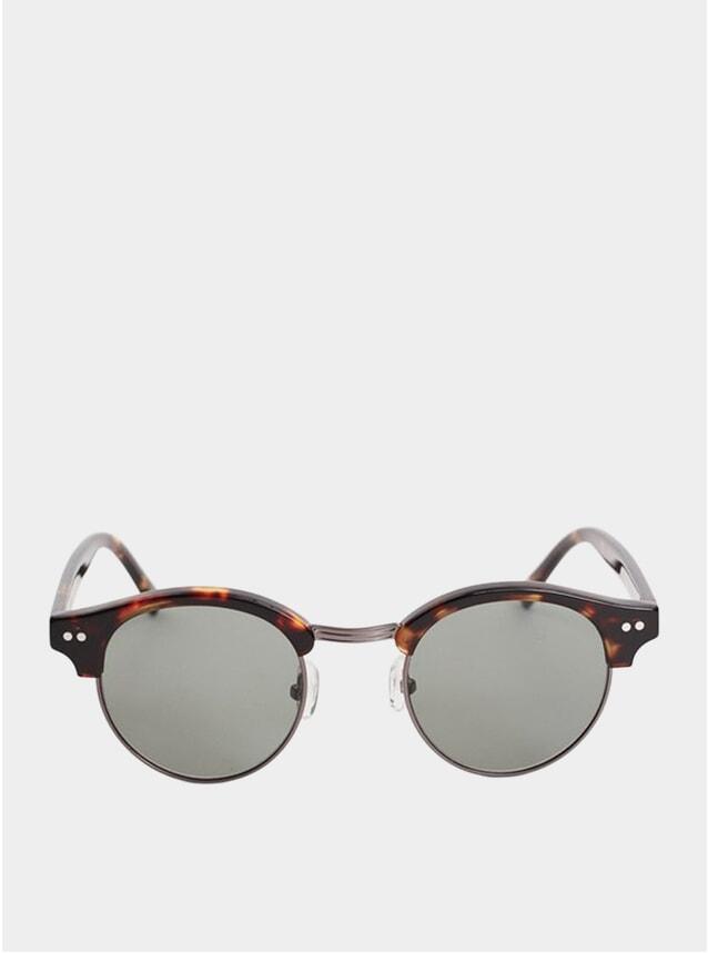 Dark Tortoise / Gun Metal Cartagena Sunglasses