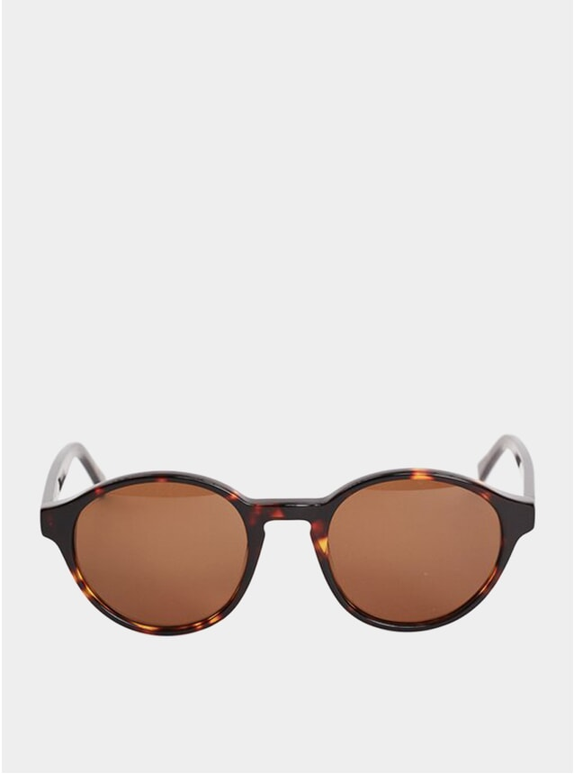 Dark Tortoise Tulum Sunglasses