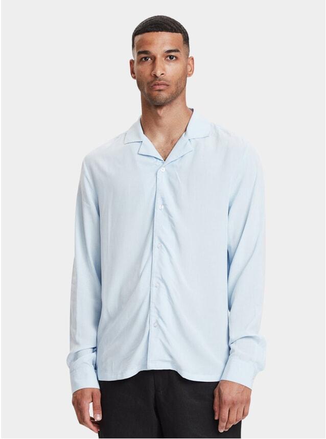 Dusty Blue Pablo Shirt