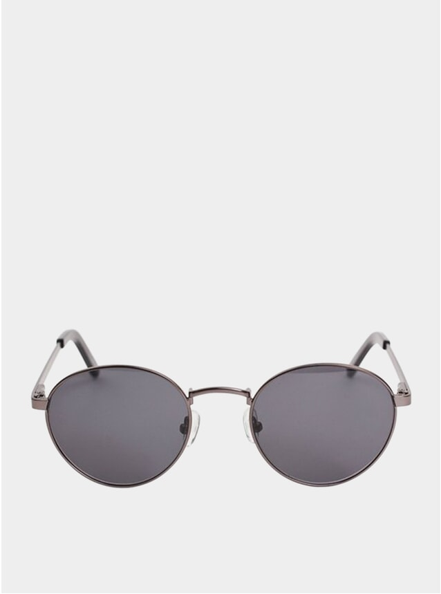 Gun Metal Aruba Sunglasses