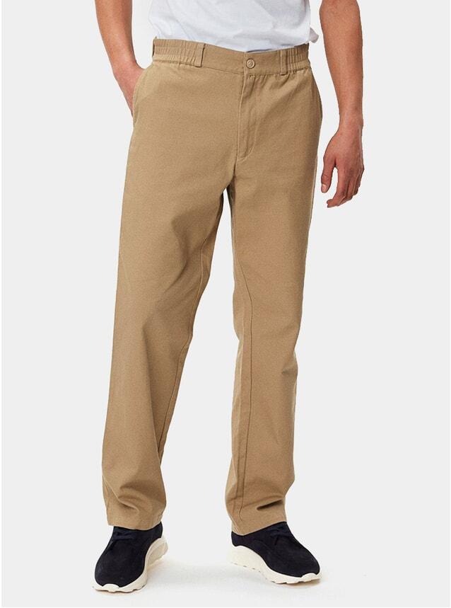 Khaki Maverick Trousers